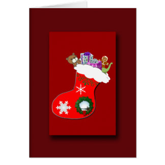 Favorite Christmas Gifts Greeting Card