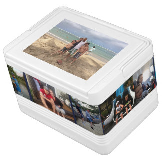 Favorite Family Photos 12 Can Cooler Igloo Cool Box