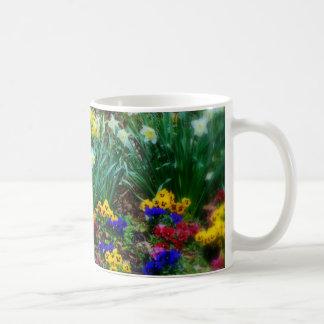 Favorite Floral Garden mug