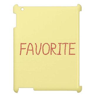 Favorite Glossy iPad Case