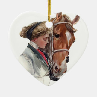 Favorite Horse Christmas Ornament