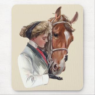 Favorite Horse Mouse Mat