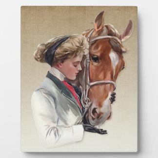 Favorite Horse Plaque