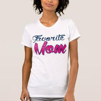 Favorite Mom Athletic Tee