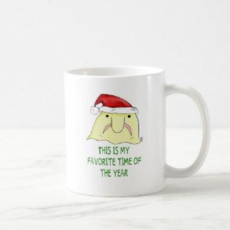 Favorite Season Basic White Mug