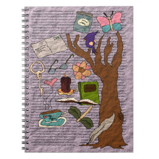 Favorite Things Spiral Note Book