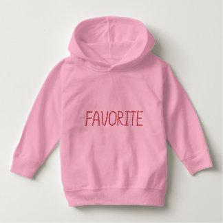 Favorite Toddler Pullover Hoddie