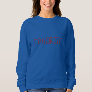 Favorite Women's Basic Sweatshirt