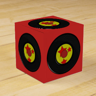 Favour Box. Vinyl Record. Favour Box