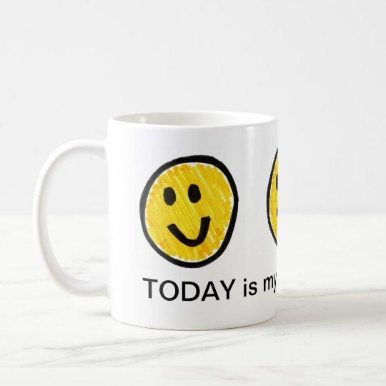 favourite day coffee mug