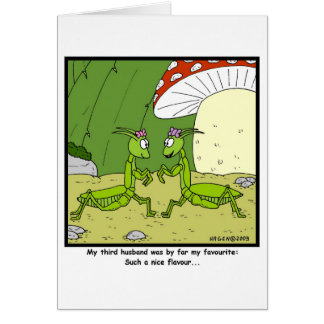 Favourite Husband Card