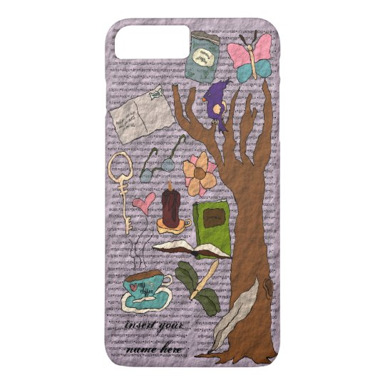Favourite Things - Personalise iPhone 7 Plus Case