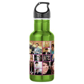 Favourite YouTube 532 Ml Water Bottle