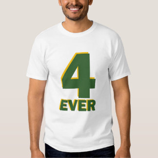 Favre - 4 Ever T Shirts