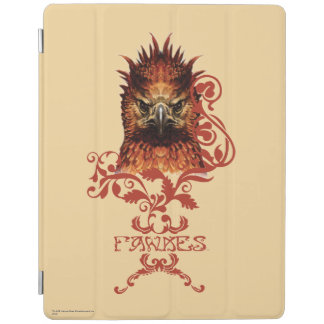Fawkes Staring iPad Cover