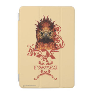 Fawkes Staring iPad Mini Cover