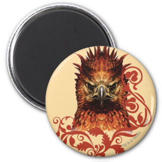 Fawkes Staring Magnet