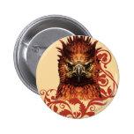 Fawkes Staring Pin
