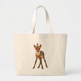 Fawn & Bird Bag