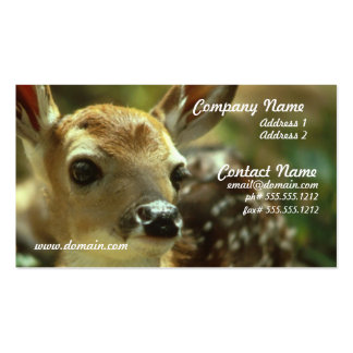 Fawn Business Card