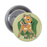 Fawn Button
