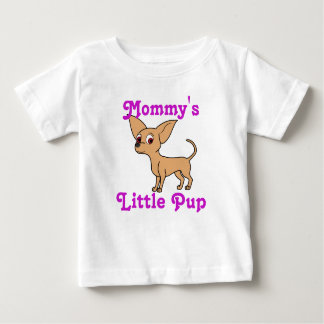 Fawn Chihuahua with Short Hair Baby T-Shirt