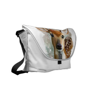 Fawn Courier Bags
