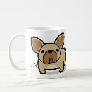 Fawn Frenchie Coffee Mug