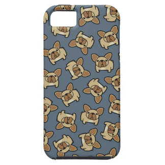 Fawn Frenchie iPhone 5 Covers