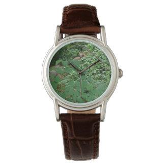 FAWN in Green Heart Leaves --- Watch