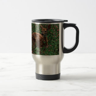Fawn.jpg Stainless Steel Travel Mug