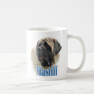 Fawn Mastiff Name Coffee Mug