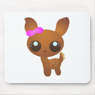 Fawn Mouse Pad
