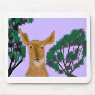 fawn mouse pads