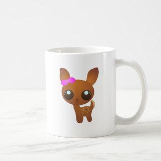 Fawn Coffee Mugs