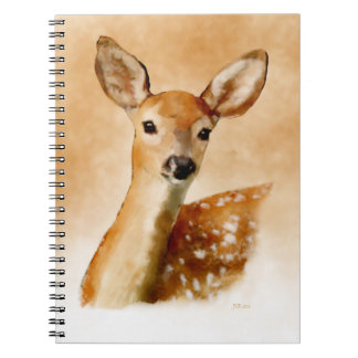 Fawn Notebook