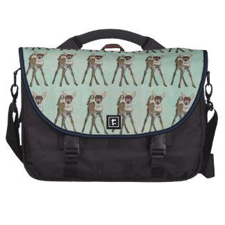FAWN & OWL Laptop  Bag Commuter Bag