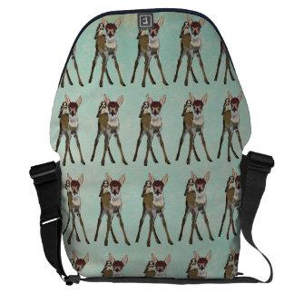 FAWN & OWL Messenger Bag