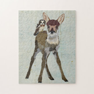 FAWN & OWL Puzzle
