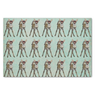 """FAWN & OWL Tissue Paper 10"""" X 15"""" Tissue Paper"""