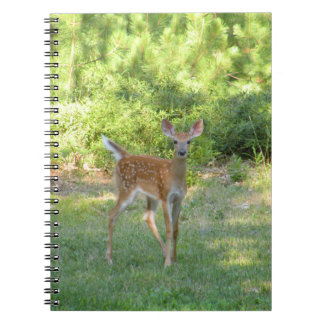 Fawn Photo Notebook