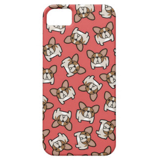 Fawn Pied Frenchies iPhone 5 Covers