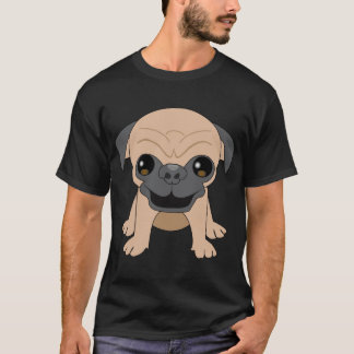 Fawn Pug Apparel T-Shirt