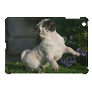 Fawn Pug Puppy Cover For The iPad Mini