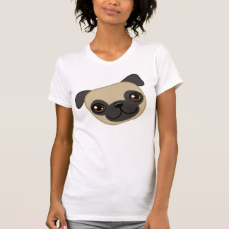 Fawn Pug Tshirt