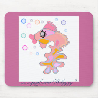 Fawn The Fish #2 Mouse Pad