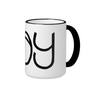 Fay black Mug