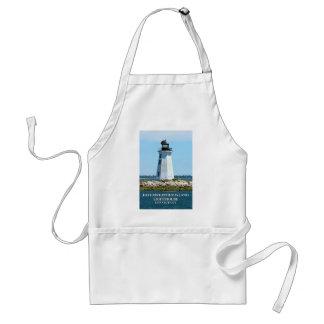 Fayerweather Island Lighthouse, Connecticut Standard Apron