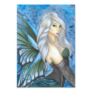 Fayette Fairy Card 9 Cm X 13 Cm Invitation Card