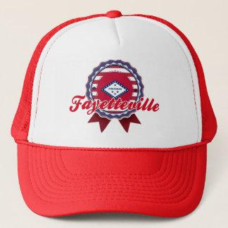 Fayetteville, AR Trucker Hat
